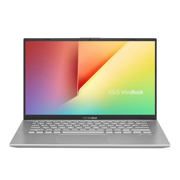Laptop Asus A412FA-EK734T/ Silver/ Intel core i5-10210U (1.60GHz, 6MB)/ Ram 8GB/ SSD 512GB/ Intel UHD Graphics/ 14.0 inch FHD/ FP/ 2Cell/ Win 10SL/ 2Yrs