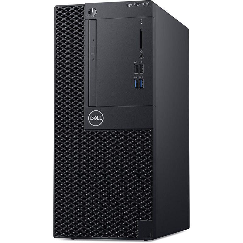 Dell OptiPlex 3070 Minitower (3070MT-i391-4G1TB3Y)/ Intel Core i3-9100 (3.60GHz, 6MB)/ Ram 4GB DDR4/ HDD 1TB/ DVDRW/ Intel UHD Graphics/ Fedora/ 3Yrs