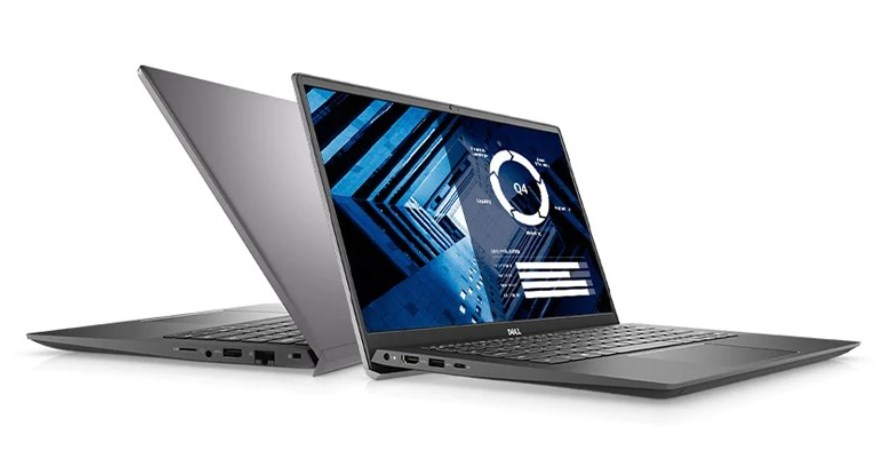 Laptop Dell Vostro 15 5502 (NT0X01)/ Xám/ Intel Core i5-1135G7 (up to 4.20 Ghz, 8MB)/ RAM 8GB DDR4/ 512GB SSD/ 15.6 inch FHD/ FP/ 3 Cell/ Win 10SL/ ProSup/ NVIDIA GeForce MX330 2GB/ 1 Yr