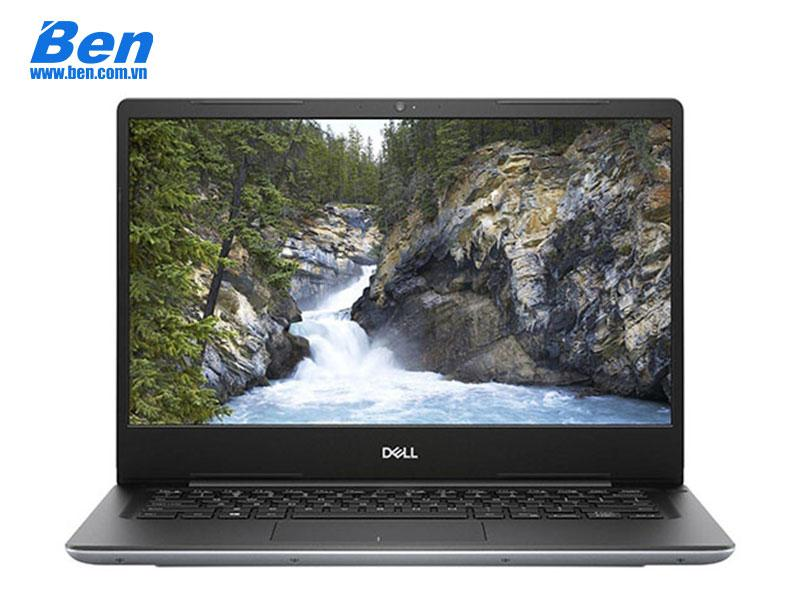 Laptop Dell Vostro 5481 (5481A)/ Grey/ Intel Core i5-8265U/ Ram 4 GB DDR4/ HDD 1 TB/ NVIDIA GeForce MX130 2GB GDDR5/ 14 Inch FHD/ FP/ Win 10