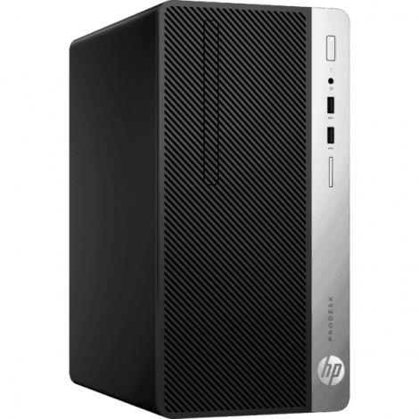HP ProDesk 400 G6 MT (7YH38PA)/ Black/ Intel core i5-9500 (3.00GHz, 9MB)/ Ram 4GB DDR4/ HDD 1TB/ DVDRW/ Radeon R7 430 2GB GDDR5/ Key & Mouse/ DOS/ 1Yr
