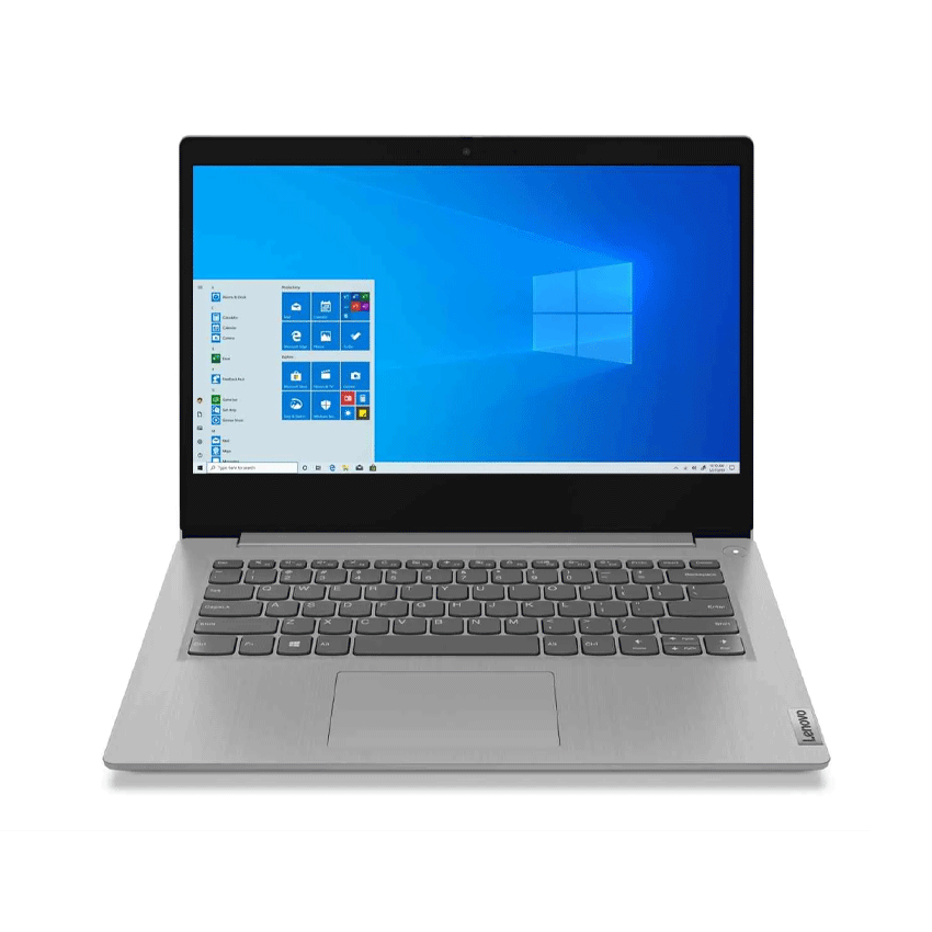 Máy tính xách tay Lenovo IdeaPad Slim 3 14ITL6 (82H700D6VN)/ Blue/ Intel Core i3-1115G4 (up to 4.10 Ghz, 6 MB)/ RAM 8GB DDR4/ 512GB SSD/ Intel UHD Graphics/ 14 inch FHD/ 2 Cell 38 WHrs/ Win 10/ 2 Yrs