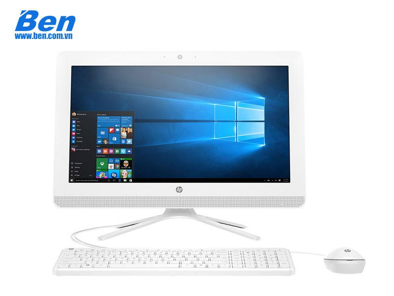All in one HP 20-c403d (3JU96AA)/ Intel Pentium J5005 (1.5GHz,4MB)/ Ram 4GB DDR4 / 1TB HDD/ DVDRW/ Intel UHD Graphics/ 19.5 inch FHD/ WLan bgn+BT/ USB Keyboard & Mouse/ Win10H/ 1 Year