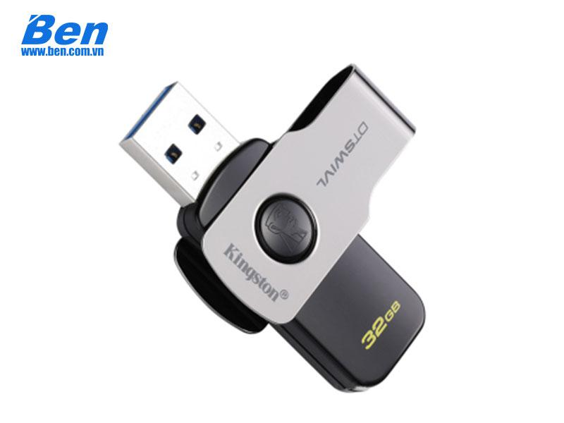 USB Kingston 32 GB DTSWIVL 3.0 Flash Memory Stick Drive