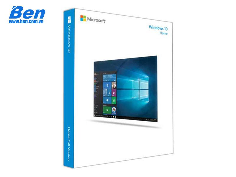 PM Microsoft Windows Home 10 32-bit/64-bit Eng Intl USB (KW9-00478) (Full Pack)
