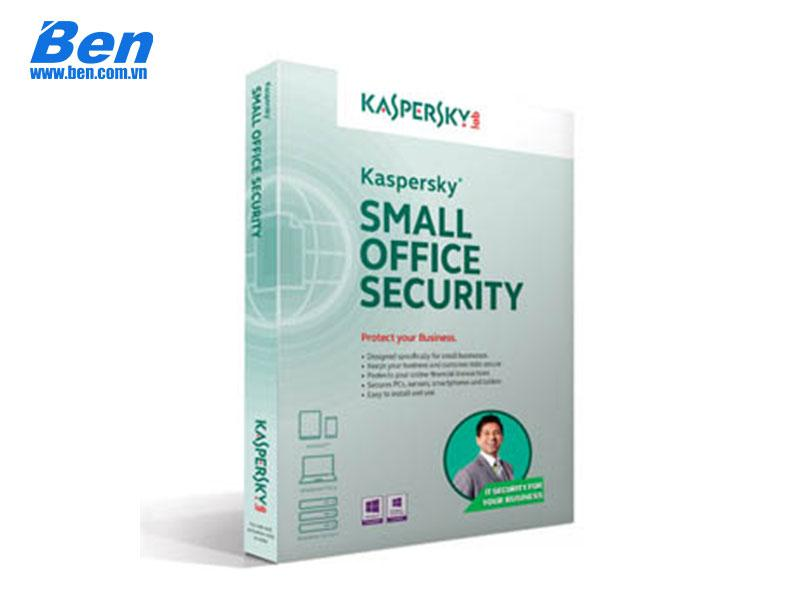 PM Kaspersky Small office Security 1 file server + 5 PCs( KSOS 1 Server + 5 PC)