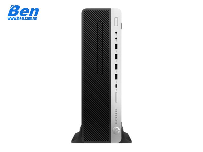 PC HP EliteDesk 800 G4 Small Form Factor (4UR56PA)/ Intel Core i7-8700 (3.2 GHz upto 4.00 Ghz, 12MB)/ Ram 8GB DDR4/ 1TB HDD/ Intel UHD Graphics/ Win10 Pro/ 3 years