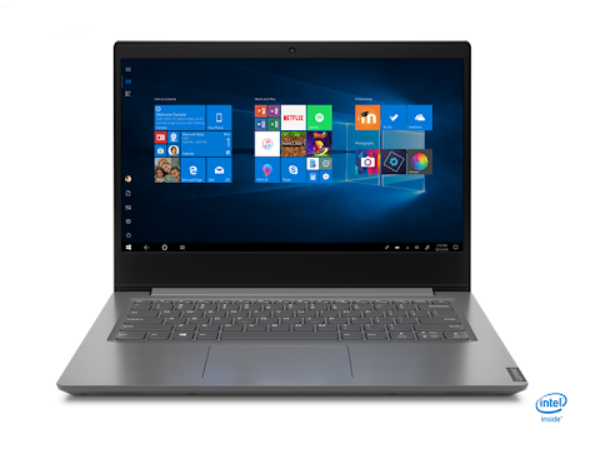 Laptop Lenovo V15-IIL (82C500MNVN)/ Grey/ Intel Core i3-1005G1 (1.20GHz, 4MB)/ Ram 4GB DDR4/ SSD 256GB/ Intel UHD Graphics/ 15.6 inch FHD/ 2Cell/ Dos/ 1Yr
