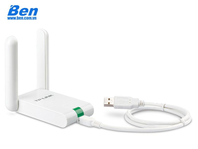 Card mạng TP-Link WN822N Wireless - N USB