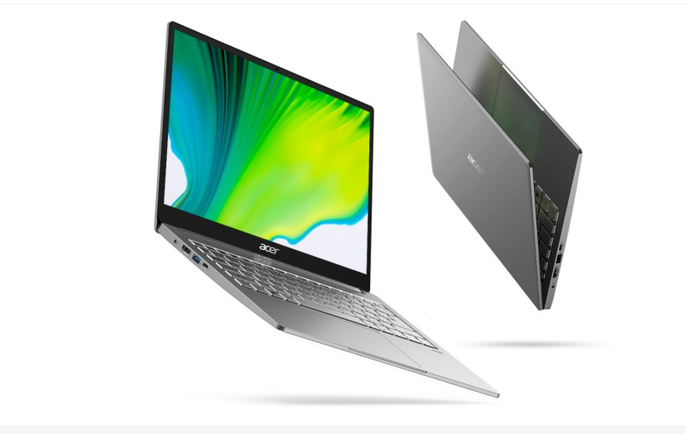 Laptop Acer Swift 3 SF314-59-599U (NX.A0MSV.001)/ Pure Silver/ Intel Core  i5-1135G7 (2.40 GHz, 8MB)/ 512GB SSD/ 1 Year - BenComputer