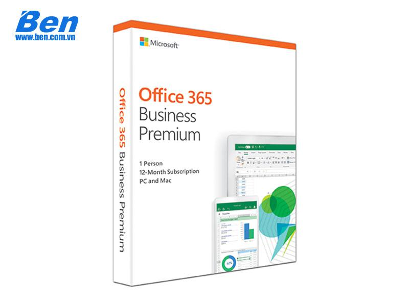 PM Microsoft Office 365 Business Premium (KLQ-00429) (Win/Mac)