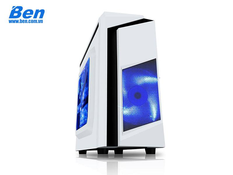 Case SAMA E-Sport F2 White - Black