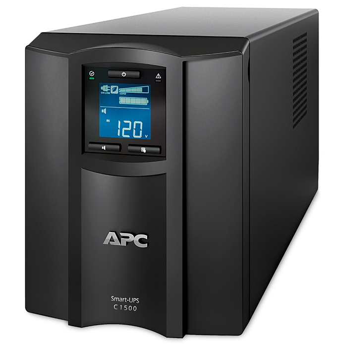 Bộ lưu điện APC Smart-UPS C 1500VA LCD 230V with SmartConnect - SMC1500iC