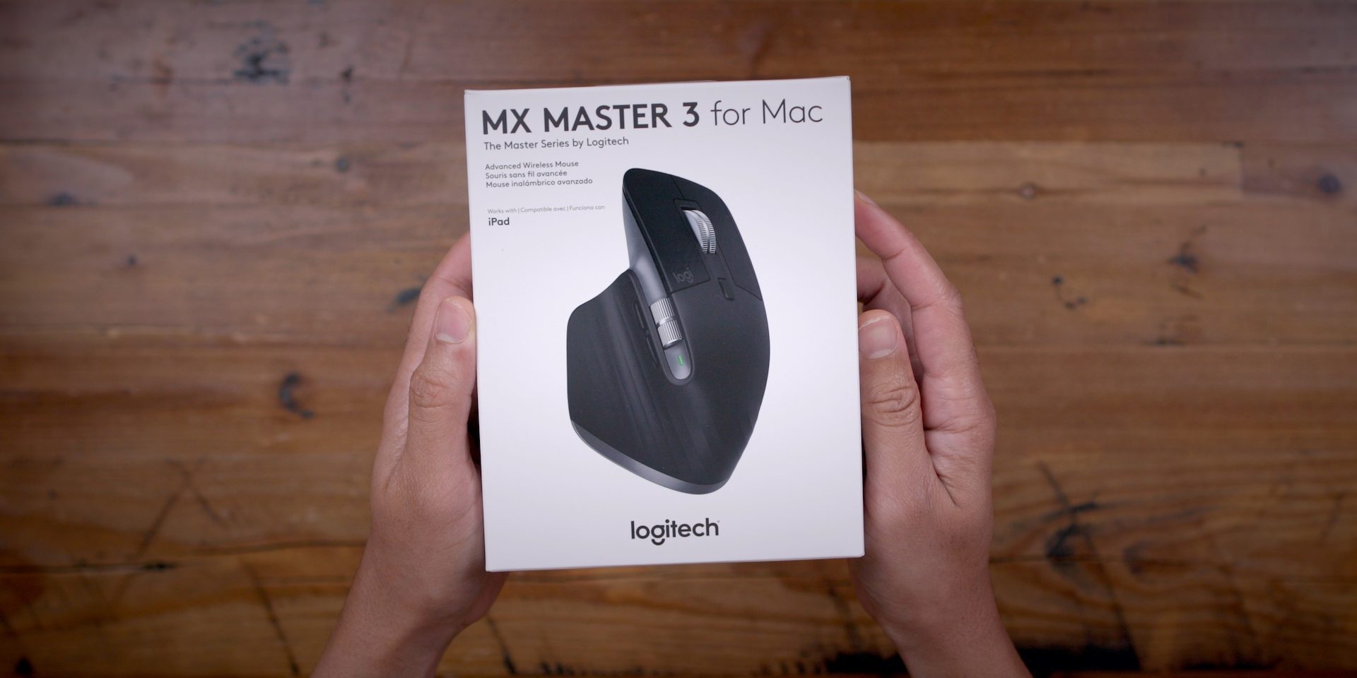 Chuột Logitech MX Master 3 for Mac