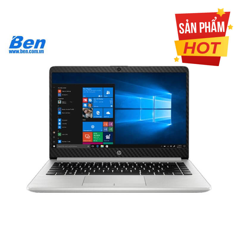 Laptop HP 348 G5 (7CS46PA)/ Silver/ Core i7/ 8GB DDR4/ 256GB / 14 Inch FHD/ Dos