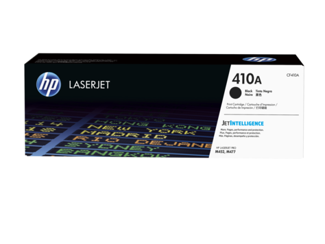 Mực in HP 410A Black Original LaserJet Toner Cartridge (CF410A)