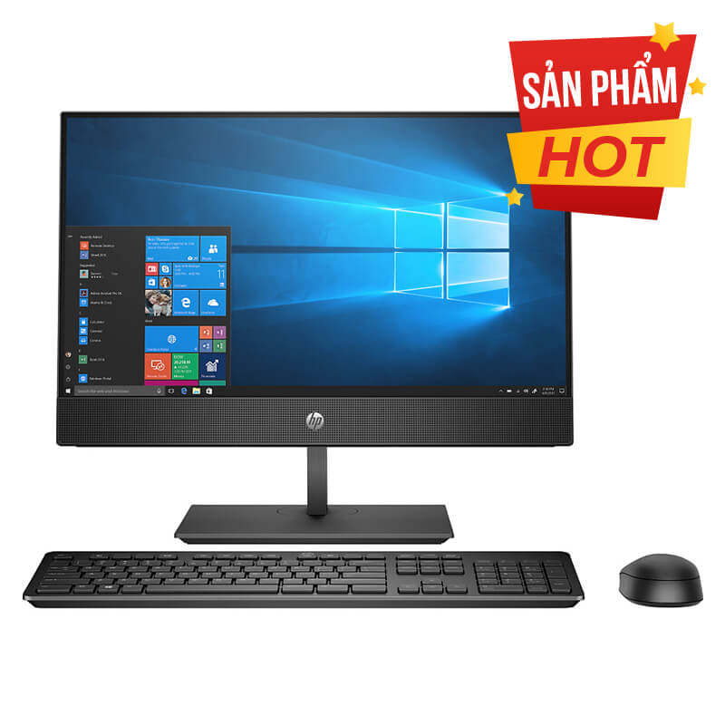 All in one HP ProOne 600 G5 Touch (8GF41PA)/ Intel Core i7-9700 (3.00GHz, 12MB)/ Ram 8GB/ HDD 1TB/ Intel UHD graphics/ DVDRW/ 21.5 inch FHD/ Mouse & Key/ Win 10H/ 1Yr