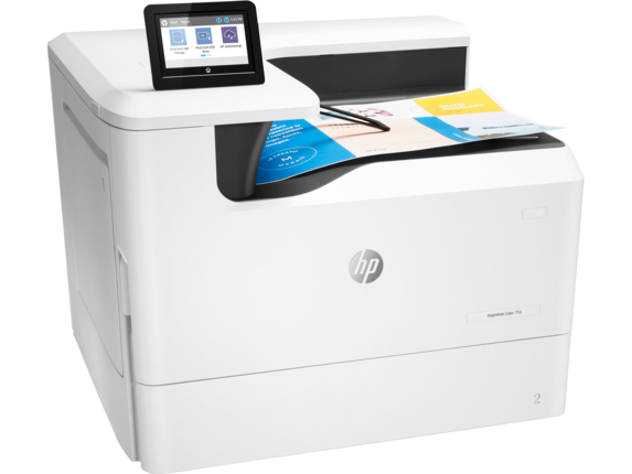 Máy in HP PageWide Color 755dn (4PZ47A)