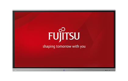 "Bảng điều khiển FUJITSU Interactive Whiteboard IW652 (65"" Interactive Display with 4k resolution)  - IW652"