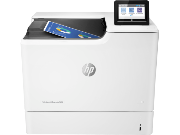 Máy in HP Color LaserJet Enterprise M653DN J8A04A