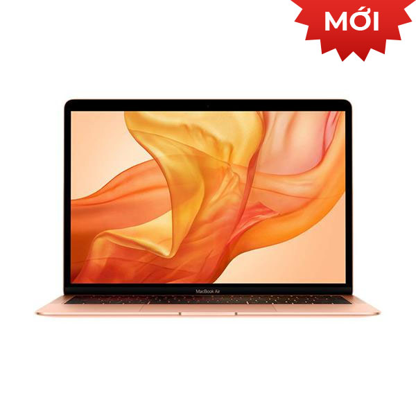 Laptop  Apple MacBook Air MVH52SA/A/ Gold/ 1.1GHz quad-core 10th-generation Intel Core i5 processor/ Ram 8GB LPDDR4/ SSD 512GB/ Intel Iris Plus Graphics/ 13.3 inch Retina/ Touch ID/ Mac OS/ 1 Yr