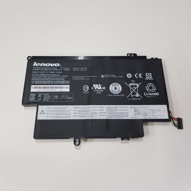 Pin Laptop Lenovo Thinkpad Yoga S1