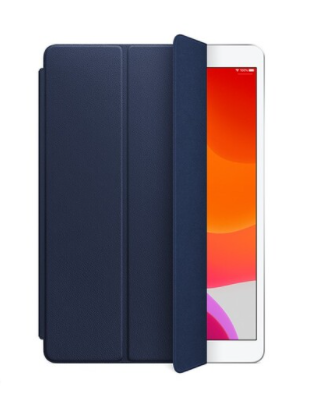 Vỏ iPad 10.2 & Air 3 10.5 inchs Leather Smart Cover Midnight Blue