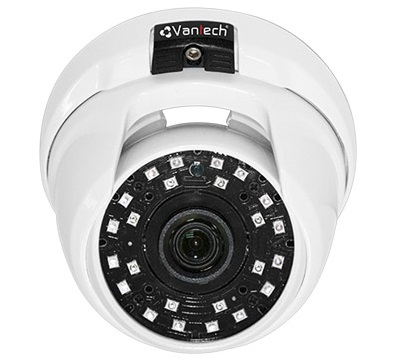 Camera HD-TVI Dome hồng ngọai 2.0 Megapixel VANTECH VP-100TS/ AS/ CS
