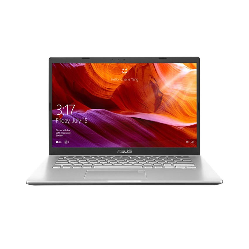 Laptop Asus X415E (X415EA-EK047T)/ Silver/ Intel Core I3-1115G4 (up to 4.10GHz, 6MB)/ 4G RAM/ 256GB SSD/ UMA/ 14 inch FHD/ WC+BT+WL/ 2 Cell/ Win 10/ Fingerprint/ 2 Yr