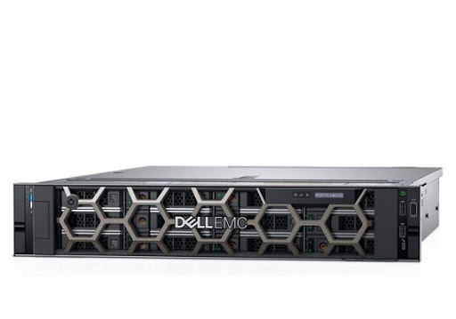 Máy tính chủ Dell PowerEdge R540 Server/Intel Xeon Silver 4210R,up to 8x3.5/16GB/2TB 7.2K NLSAS hp/iDRAC9Ent/H730P/DVDRW/DP 1GbE LOM/750W/4YrPro