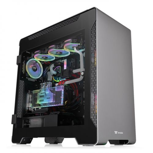 Vỏ case máy tính Thermaltake  A700 Aluminum Tempered Glass