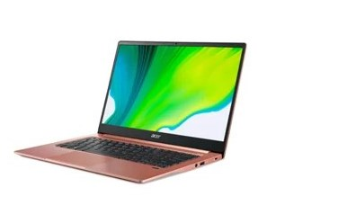Laptop Acer Swift 3 SF314-59-5178 (NX.A0RSV.001)/ Pink/ Intel Core i5-1135G7 (2.40 GHz, 8MB)/ RAM 8GB/ 512GB SSD/ Intel Iris Xe Graphics/ 14 inch FHD/ Win 10H/ 1 year