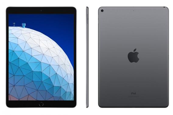 Máy tính bảng Apple 10.5-inch iPad Air Wi-Fi + Cellular 256GB - Space Grey MV0N2ZA/A