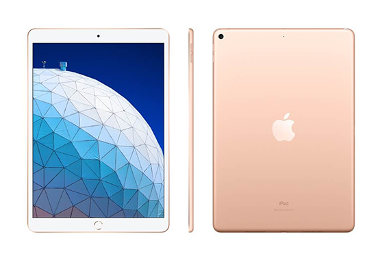 Máy tính bảng Apple 10.2-inch iPad Wi-Fi + Cellular 128GB - Gold MW6G2ZA/A