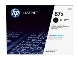Mực in HP 87X High Yield Black Original LaserJet Toner Cartridge (CF287X)