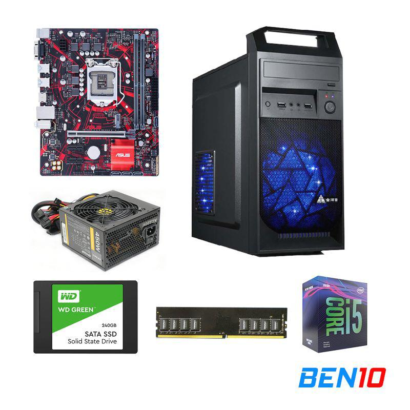Ben10 Office VP03 B365/I5/8GB/240GB