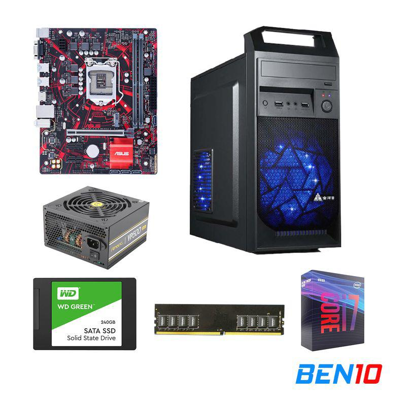 BEN10 Office VP04 B365/I7/8GB/240GB