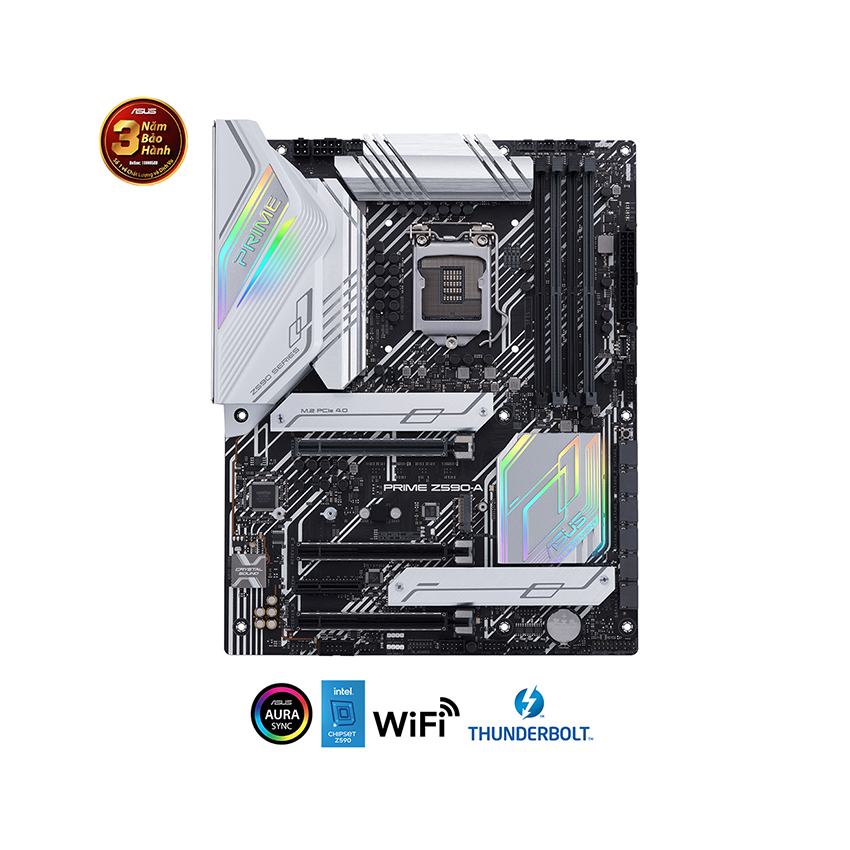 Bo mạch chủ mainboard Asus Prime Z590-A