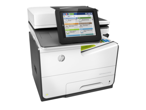 Máy in HP PAGEWIDE ENTERPRISE COLOR MFP 586f (G1W40A)