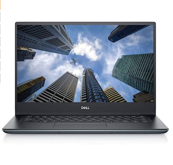 Laptop Dell Vostro 5490 (V4I5106WA)/ Ice gray/ Intel Core i5-10210U (1.60GHz, 6MB)/ Ram 8GB DDR4/ SSD 256GB/ Intel UHD Graphics/ 14.0 inch FHD/ 3Cell/ WIN 10/ 1Yr