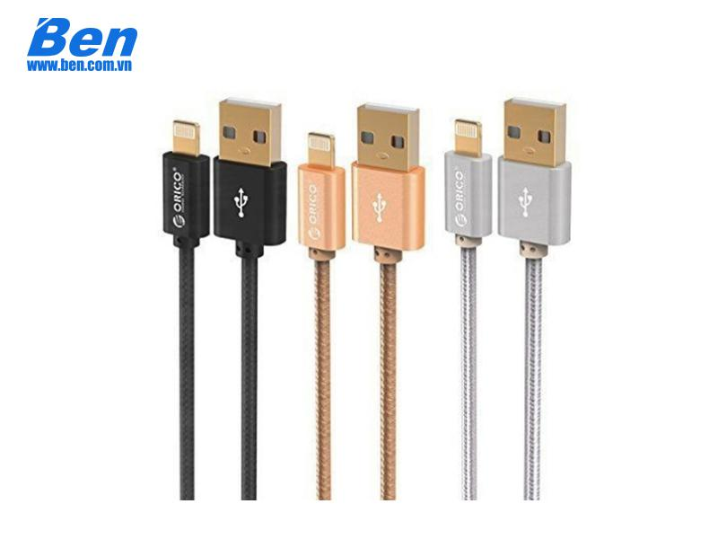 Cáp sạc Iphone (Lightning) USB 2.0 (LTF-10)