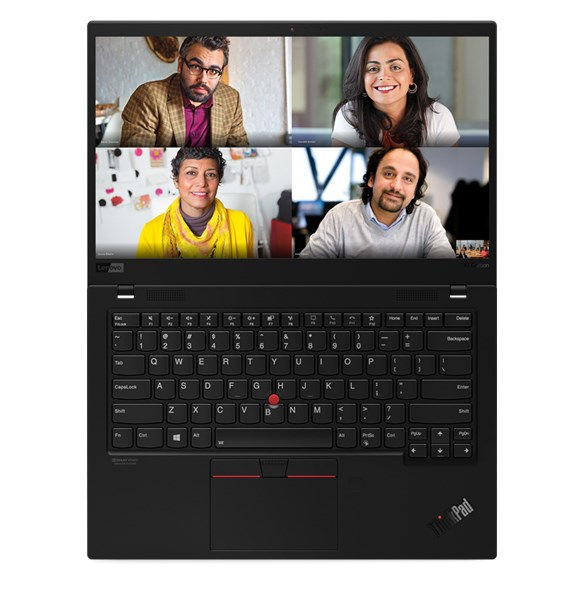 Laptop Lenovo ThinkPad X1 Carbon 8 (20U9S06P00)/ Black/ Intel Core i7-10510U(1.8GHz/8MB)/ RAM 8GB LPDDR3/ 512GB SSD/ Intel UHD Graphics/ WWAN FIBOCOM L850-GL/ 14 inch WQHD/ FP/ 4 Cell 51 Whr/ Win 10 Pro/ 3 Yrs