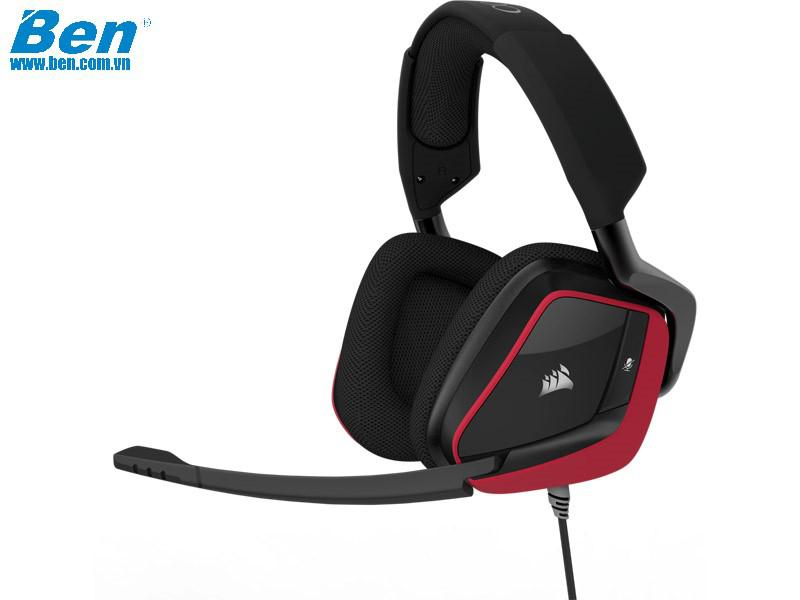 Tai Nghe Corsair VOID PRO Surround (Red)