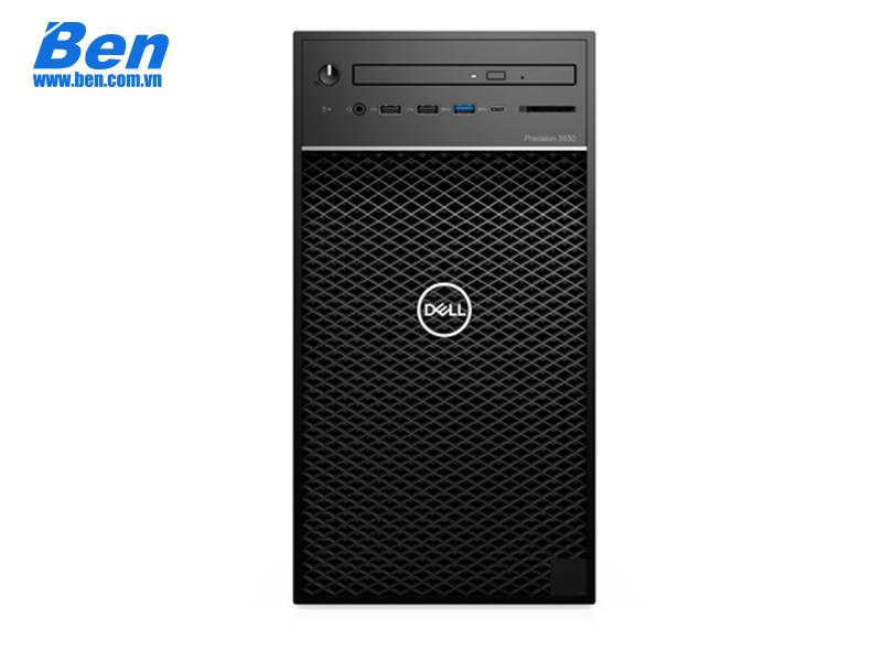 PC Dell Precision 3630 Mini Tower (42PT3630D05)/ Intel Xeon E-2124G (3.40 Ghz up to 4.50 Ghz, 8MB)/ Ram 16GB (2x8GB) 2666MHz DDR4/ 1TB HDD/ NVIDIA Quadro P620 2GB / DVDRW/ Wlan/ Keyboard + Mouse/ Ubuntu/ 3Yrs