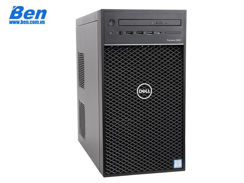 PC Dell Precision 3630 Tower (70172471)/ Intel Xeon E-2124 (3.3Ghz up to 4.3 GHz,8 MB)/ 2x8GB RAM/ 1TB HDD/ NVIDIA Quadro P1000 4GB 4 mDP to DP adapter/ DVDRW/ HDMI Port/ Keyboard + Mouse/ Fedora/ 3Y