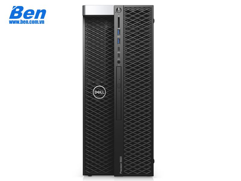 Dell Precision (Workstation) 5820 Tower (70154197)/ Intel Xeon W-2104 (3.20 GHz,8.25 MB)/ Ram 16GB (2x8GB)/ 1TB HDD/ DVDRW/ VGA 2GB NVIDIA Quadro P600/ Mouse/ Keyboard/ Win 10 Pro/ 3Yrs