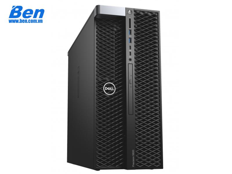 PC Dell Precision (Workstation) 5820 Tower (70154203)/ Intel Xeon W-2123 (3.60 GHz,8.25 MB)/ Ram 16GB (2x8GB)/ 1TB HDD/ 256GB SSD/ DVDRW/ VGA 5GB NVIDIA Quadro P2000/ Mouse/ Keyboard/ Win 10 Pro/3Yrs