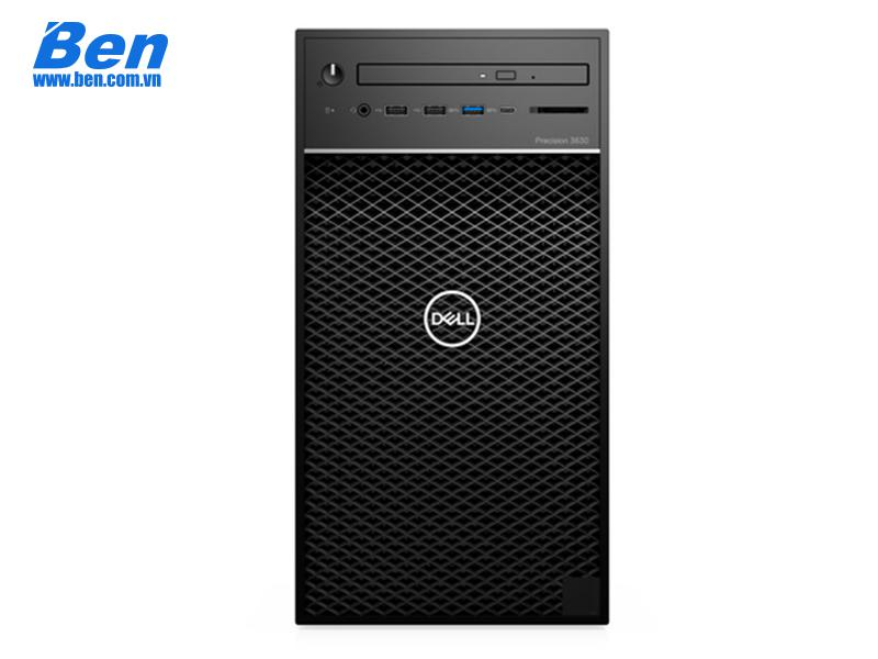 PC Dell Precision Tower 3630 CTO BASE (42PT3630D01)/ Intel Core i5-8600 (3.10 Ghz, 9 MB)/ Intel C246/ Ram 8 GB (2x4GB) 2666MHz DDR4/ HDD 1 TB 7200 Rpm/ NVidia Quadro P620 2GB GDDR5/ DVDRW/ Mouse + Keyboard/ Ubuntu Linux/ 3 Yr Wty