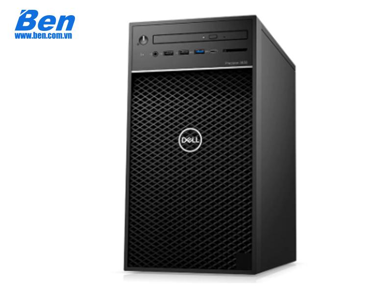 PC Dell Precision Tower 3630 CTO BASE (42PT3630D06)/ Intel Xeon E-2124 (3.30 GHz, 8 MB)/Intel C246/ Ram 8 GB (2x4GB) DDR4/ HDD 1 TB 7200 Rpm/ Radeon Pro WX 3100, 4GB, DP, 2 mDP/ DVDRW/ Mouse + Keyboard/ Fedora/ 3 Yr