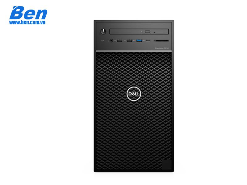 Dell Precision Tower 3630 CTO BASE (42PT3630DW01)/ Intel Xeon E-2174G (3.80 GHz, 8 MB)/ Intel C246/ Ram 8GB (2x4GB) DDR4/ M.2 256 GB SSD PCIe NVMe + 1TB HDD 7200rpm/ NVidia Quadro P2000 5GB GDDR5/ DVDRW/ Mouse + Keyboard/ Win 10/ 3 Yr